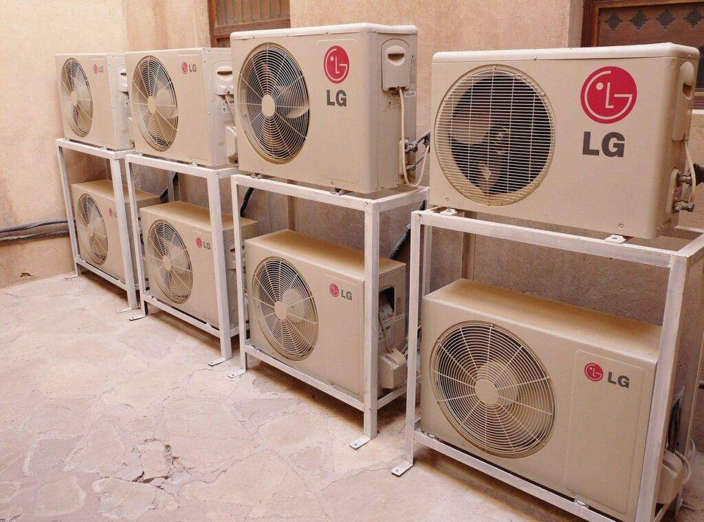 air conditioning, ventilation, fan