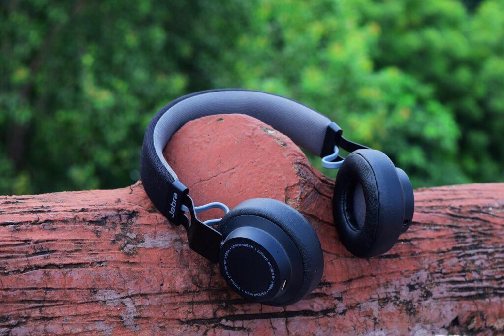 headphone, music, headphones