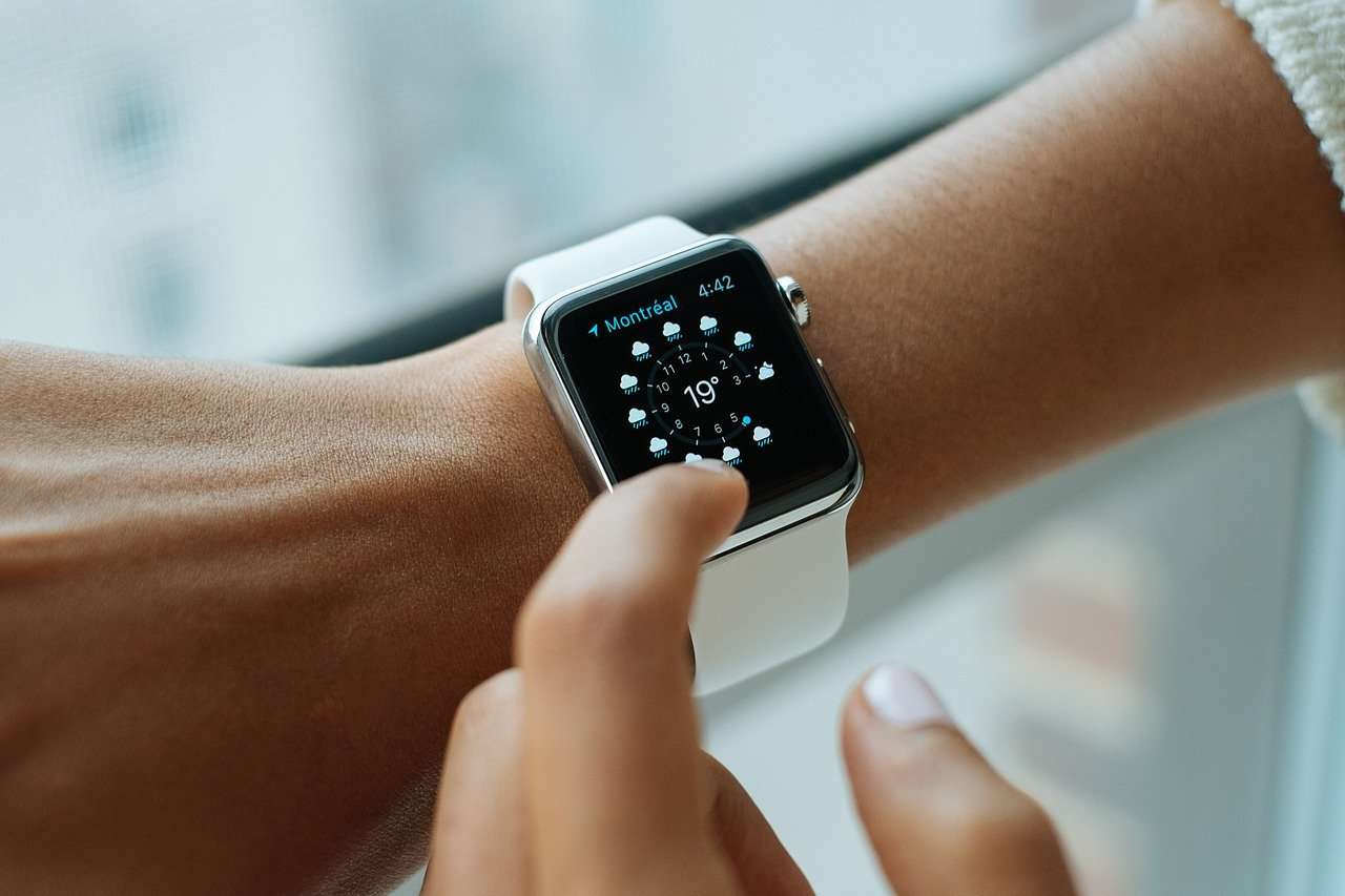 smartwatches, apple, technology