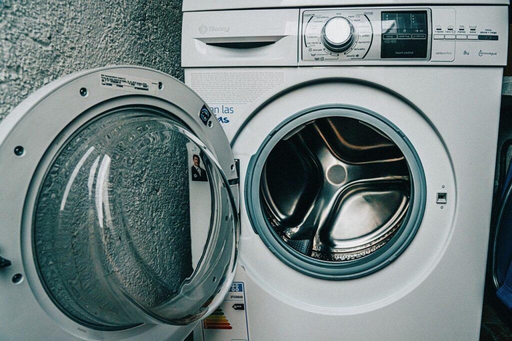 washing machine, clean, clothes